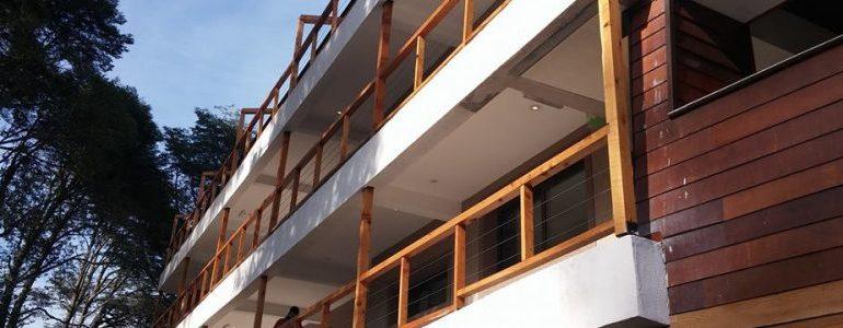 Exterior balcón