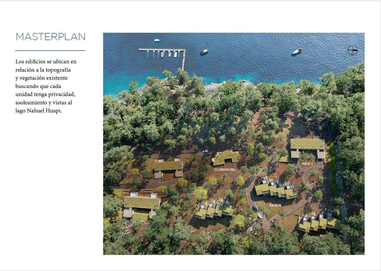 Gran emprendimiento en pozo (Deptos. de CATEGORÍA con costa de lago (cod. 105)